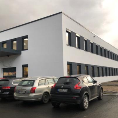 新工場(ドイツ・アーヘン)